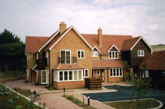 Jennifer m evans riba architect chartered architect for Home architecture newbury